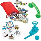 Speech Therapy Cards and Games for Children; Apraxia, ESL Teaching Materials, Language Development