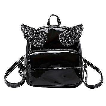 Amazon.com: Mujeres niñas moda brillante Squins bolso de ...