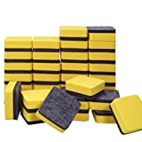 Selizo 36 Pack Magnetic Dry Erase Eraser Mini