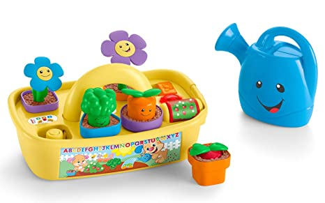 b9de135ed25c Image Unavailable. Image not available for. Color: Fisher-Price Laugh &  Learn Smart Stages Grow ' ...