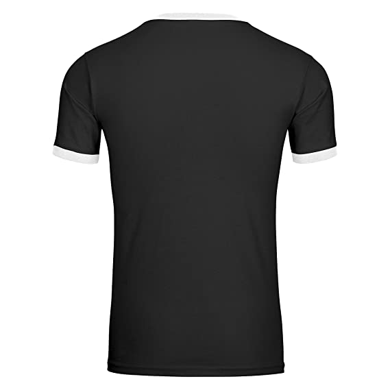 b3f4d7fbc0e9 T-Shirt Deutschland Adler Retro Trikot Herren schwarz weiß Gr. S - 3XL -  Fanshirt Fanartikel Fanshop Fußball WM EM Germany  Amazon.de  Sport    Freizeit
