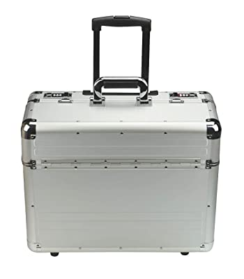 Hartschalenkoffer aus Aluminium
