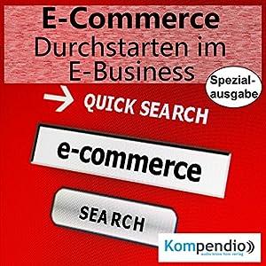 E-Commerce: Durchstarten im E-Business Hörbuch