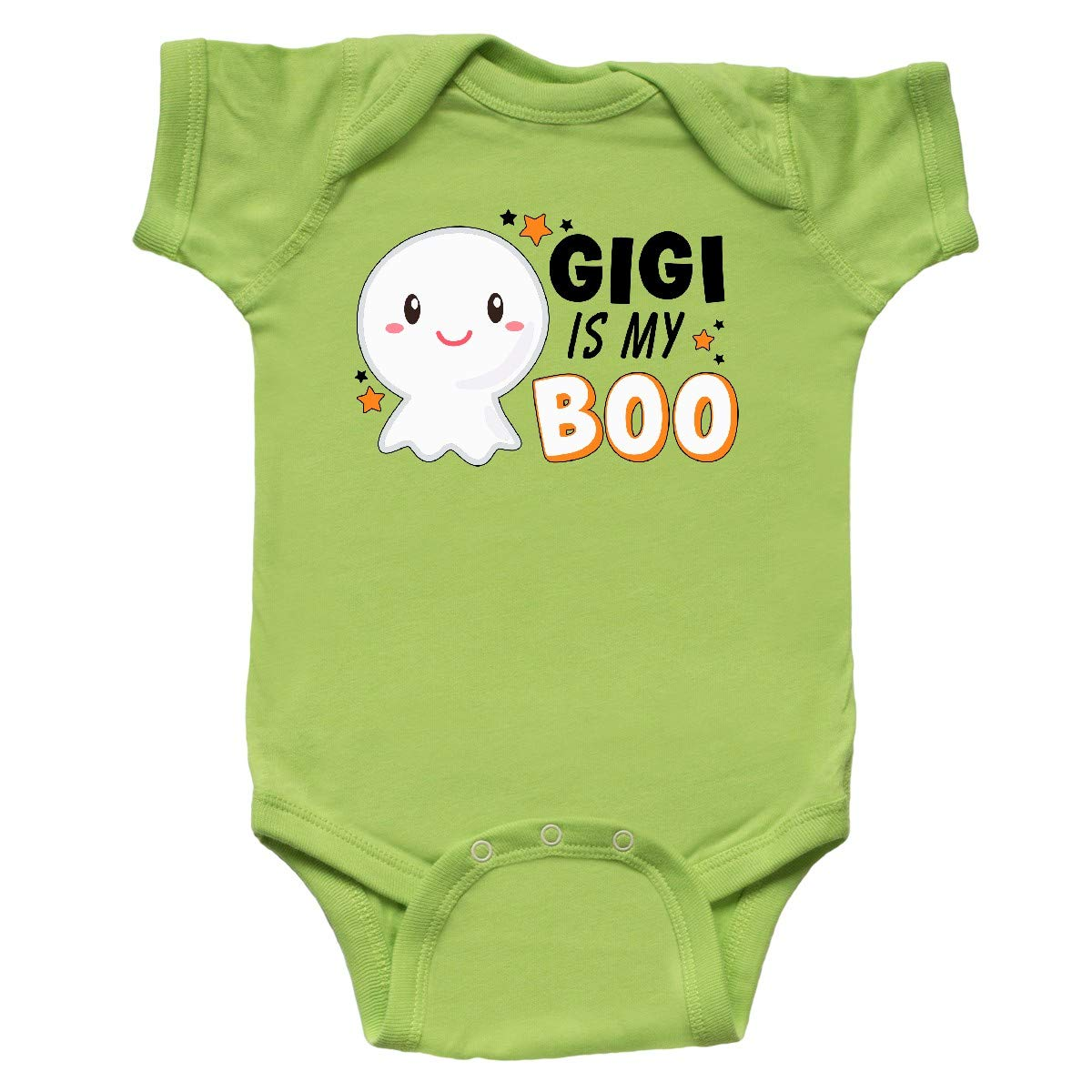 inktastic Gigi is My Boo with Cute Ghost Baby T-Shirt