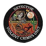 Peoria Arizona Detective Violent Crimes Unit Police Patch