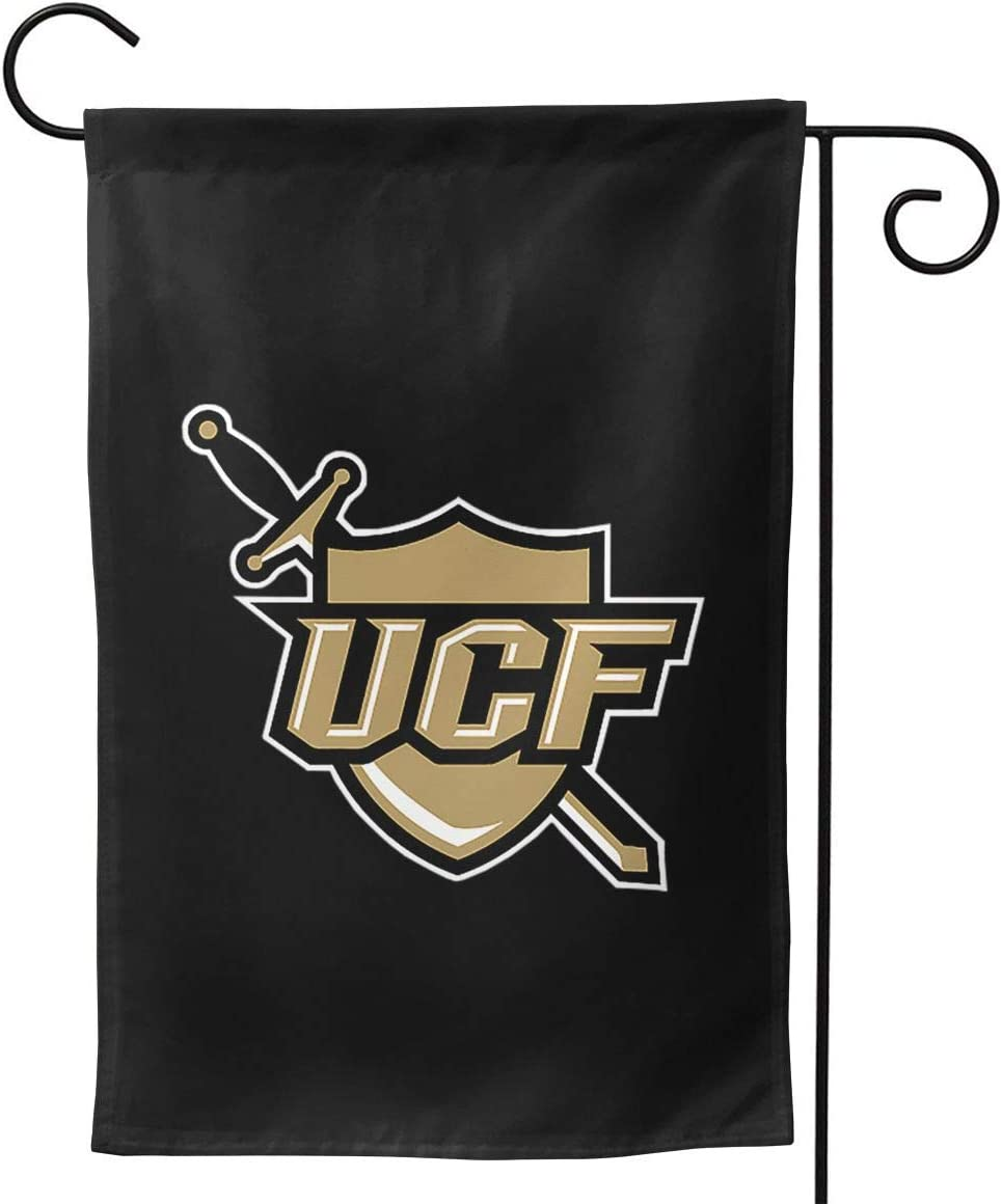 Reagan UCF Garden Flag Vertical Double Sided Outdoor Decorative Home Garden Decor