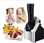 Ice Cream Maker, Home Portable Soft Serve Ice Cream Machine, Delicious