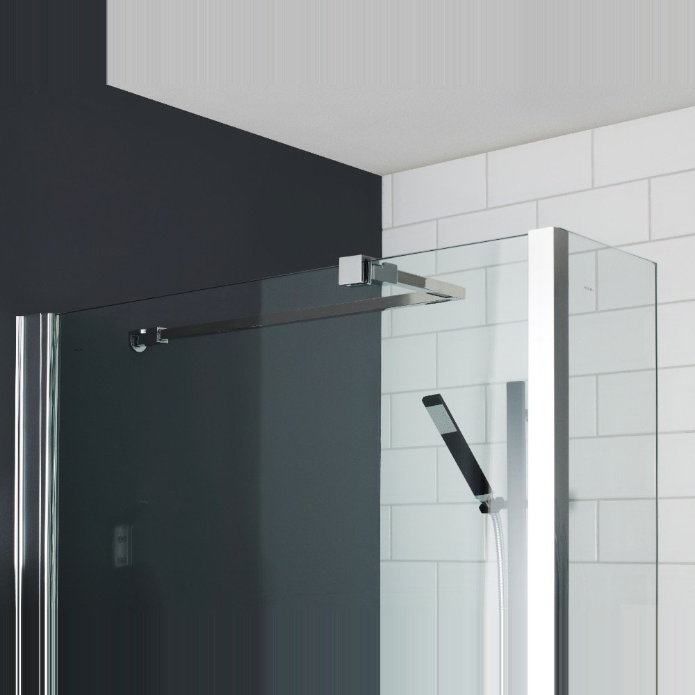 shower screen support arm best showers design stainless steel support bar for wet room screen walk in shower