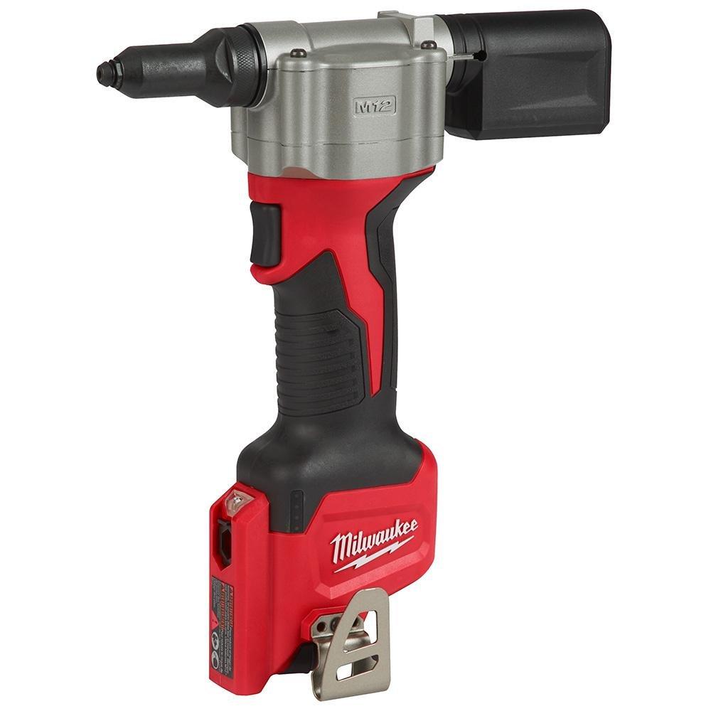 Milwaukee Electric Tools 2550-20 M12 Rivet Tool (Bare Tool) by Milwaukee Electric Tools