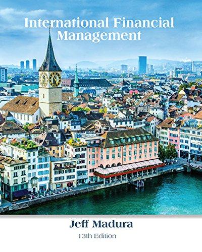 International Financial Management (MindTap Course List)
