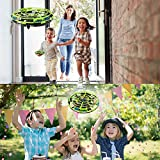 Baztoy Flying Ball RC UFO Flying Saucer Toys Hand