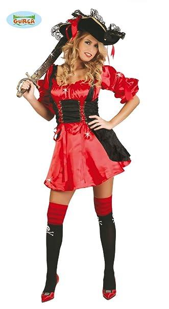 Guirca Costume pirata piratessa corsara carnevale donna