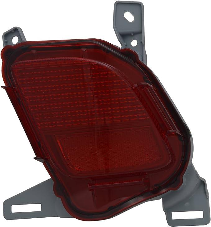 TYC 17-5195-00-1 Toyota RAV4 Right Replacement Reflex Reflector