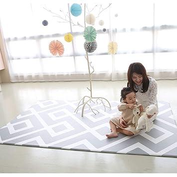 Amazon Com Premium Baby Play Mat Cushion Floor Foam Mat For