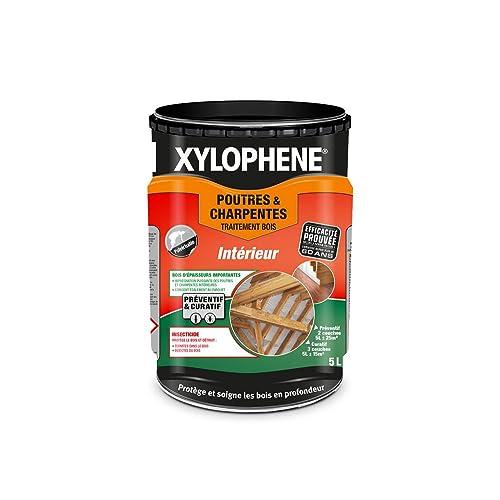 Traitement Poutres & Charpentes, Xylophene - Incolore, 5L