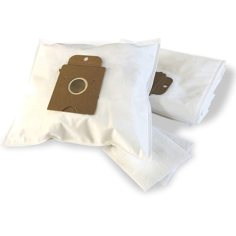 Acquisto 10 sacchetti per aspirapolvere Siemens Big Bag 3 L VS 01 e 000 – 999, sacchetti filtro sacchetti (+ 2 – filtro NV609) Prezzo offerta