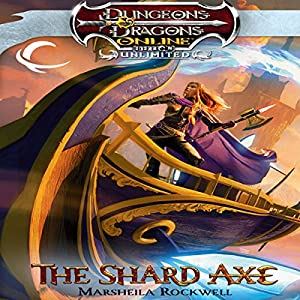 The Shard Axe Audiobook