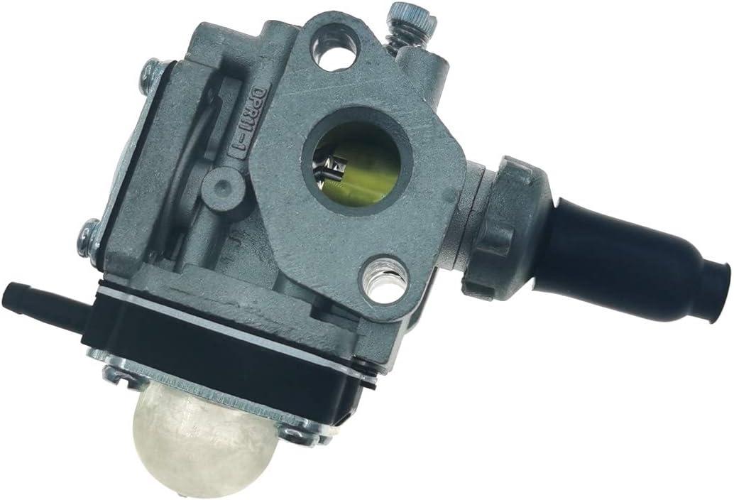 Cancanle Carburador para cortacésped Kawasaki TH43 TH48