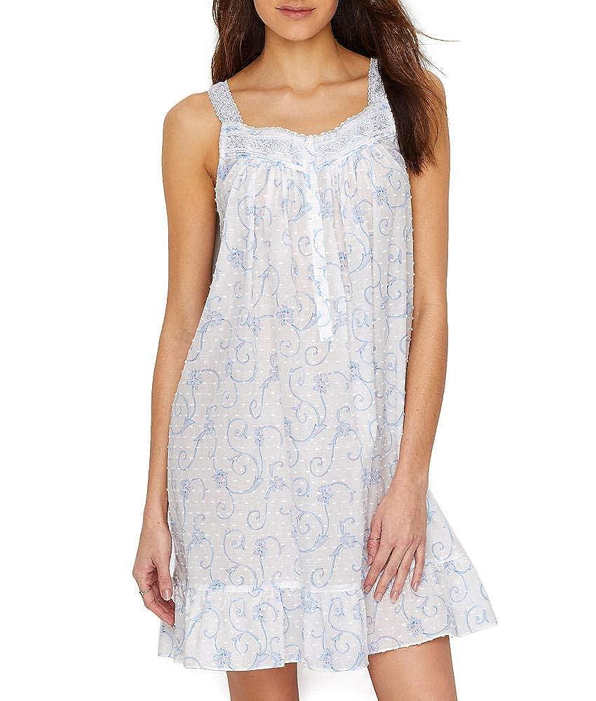 Amazon.com: Eileen West - Sudadera de algodón sin mangas ...