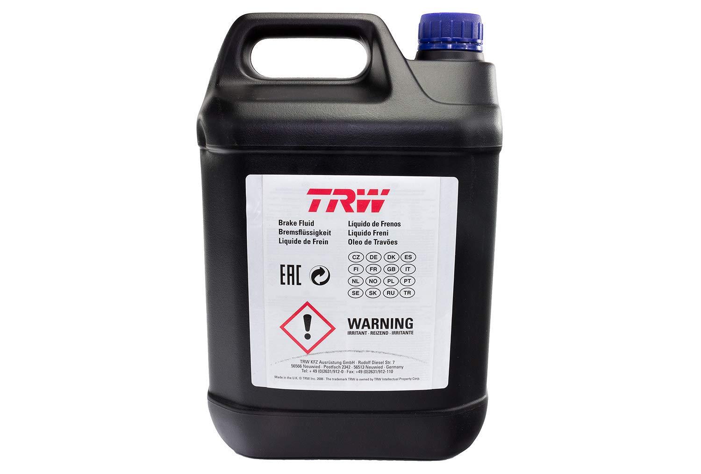 TRW PFB405 DOT 4 Brake Fluid 5 L