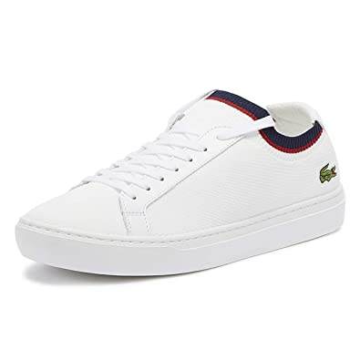 55fdfbcabd5221 Amazon.com  Lacoste Men s LA Piquee 119 1 CMA Trainers