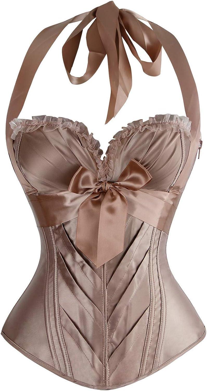 Shari vintage corset top