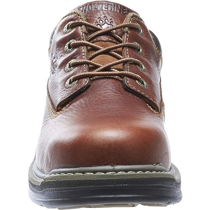 45999ab0512 Wolverine Men's Raider Oxford Contour Welt Steel Toe Work Boot