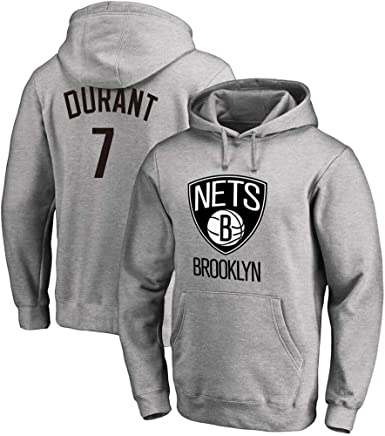 Brooklyn Nets Kyrie Irving Kevin Durant Sudadera con Capucha ...