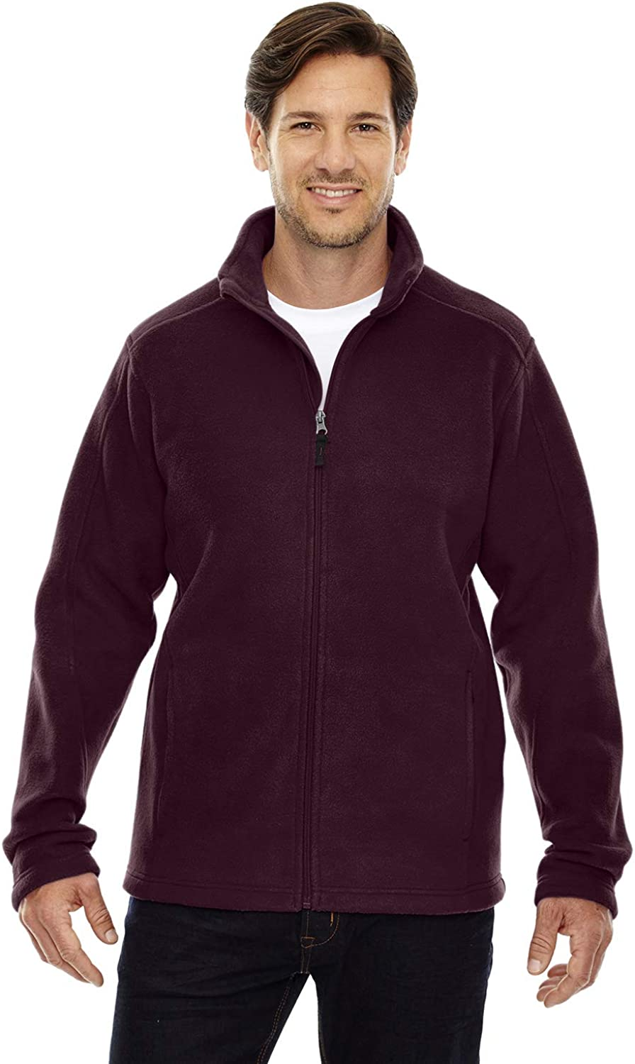 Ash City Core 365 Core 365 Journey/ Mens Anti-Pill Fleece Jacket