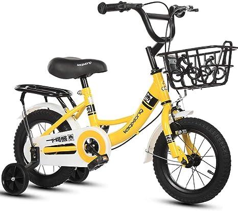 TSDS Bicicleta para niños Bicicleta de montaña de 16