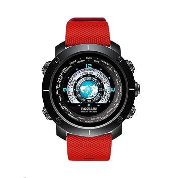 JQXB Fitness Tracker, Bluetooth Smartwatch Heart Rate ...