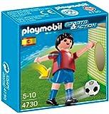 Playmobil Sports & Action - Jugador de fútbol España (4730)