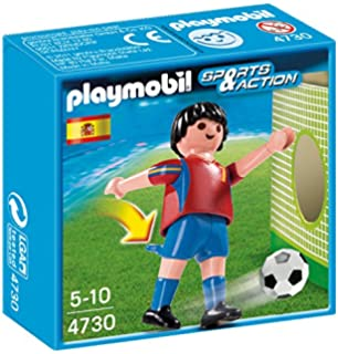 PLAYMOBIL Along Soccer Match Playset dp BPHUF