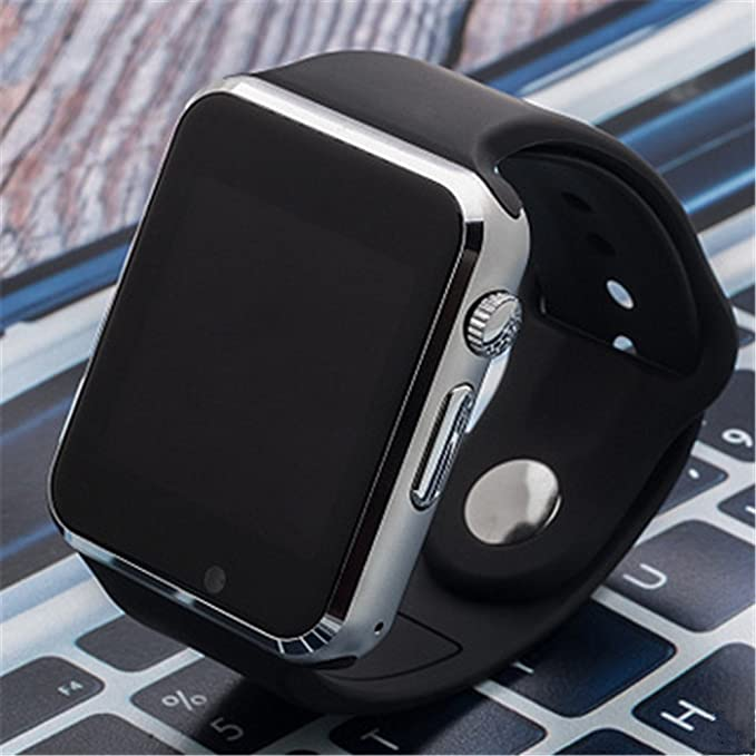 Smart Watch, DiceKoo Fashionable W8 Bluetooth Smart Phone With TFT HD LCD Touch Screen,