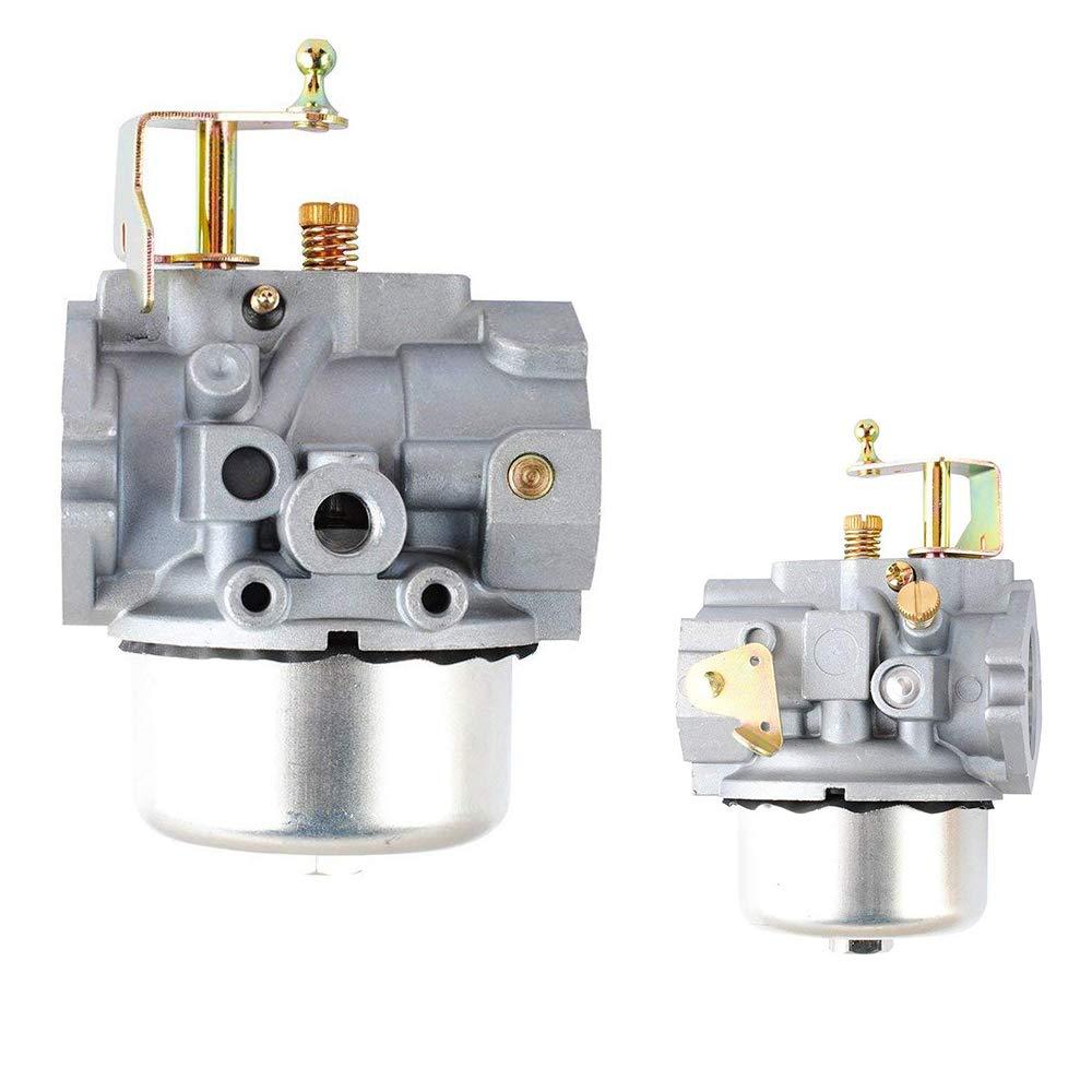 Podoy Carburetor Carb For Kohler K321 K341 Cast Iron 14 Hp Ignition Wiring Diagram 14hp 16hp John Deer Tractor 316 Club Cadet 1600 1650 Engine With Choke Shaft Garden