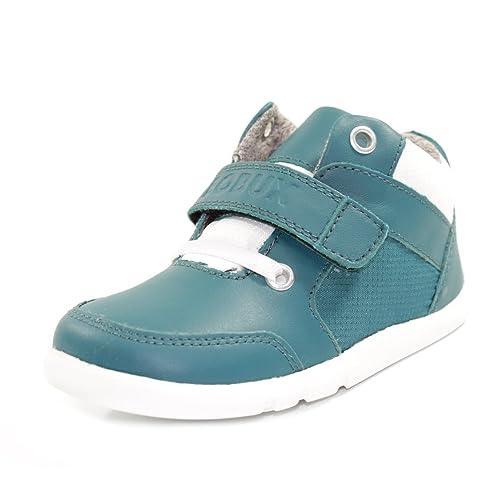 Sneakers verdi con chiusura velcro per unisex owJAG12