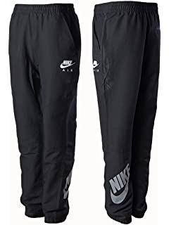 6e650daf81 Nike Men's Woven Cuffed Libero 14 Trousers: Amazon.co.uk: Sports ...