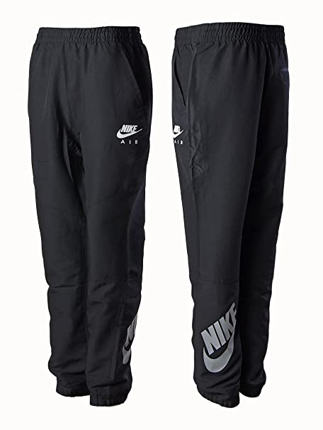 b1096aefe6d44 Pantalones deportivos Nike Air tejido y ajuste estrecho para hombres ...