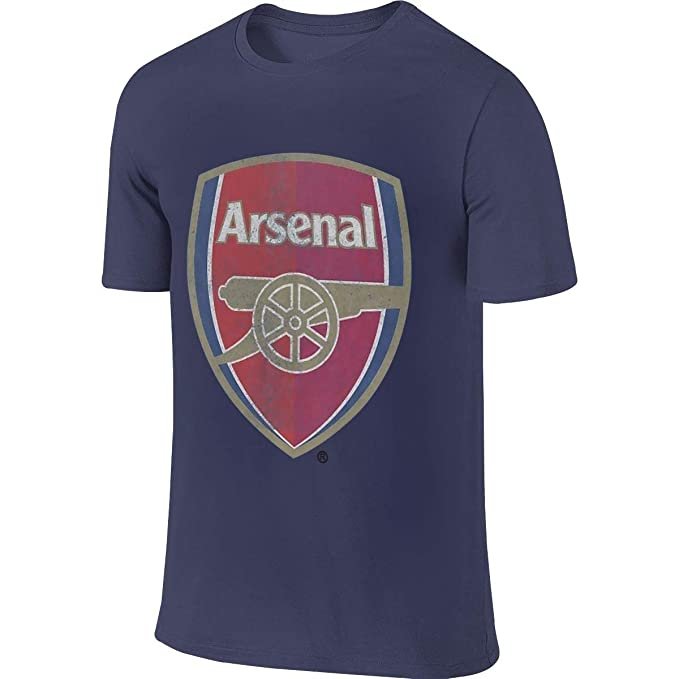 Mens Designed Humor Tops Arsenal FC Shield Tshirts, Camisetas y ...