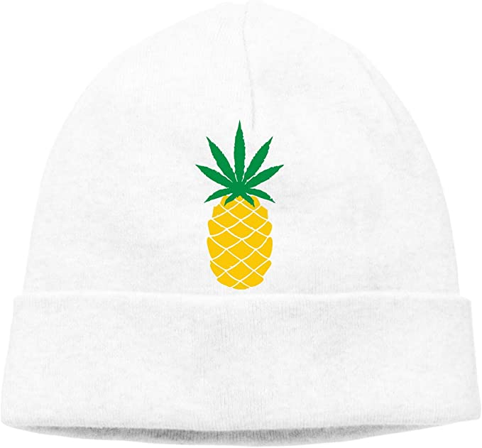 Helidoud Neon Palm Trees Winter Beanie Hat Knit Hat Cap for for Men /& Women