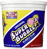 Farley's & Sathers Super Bubble Bucket Original, 300 Count