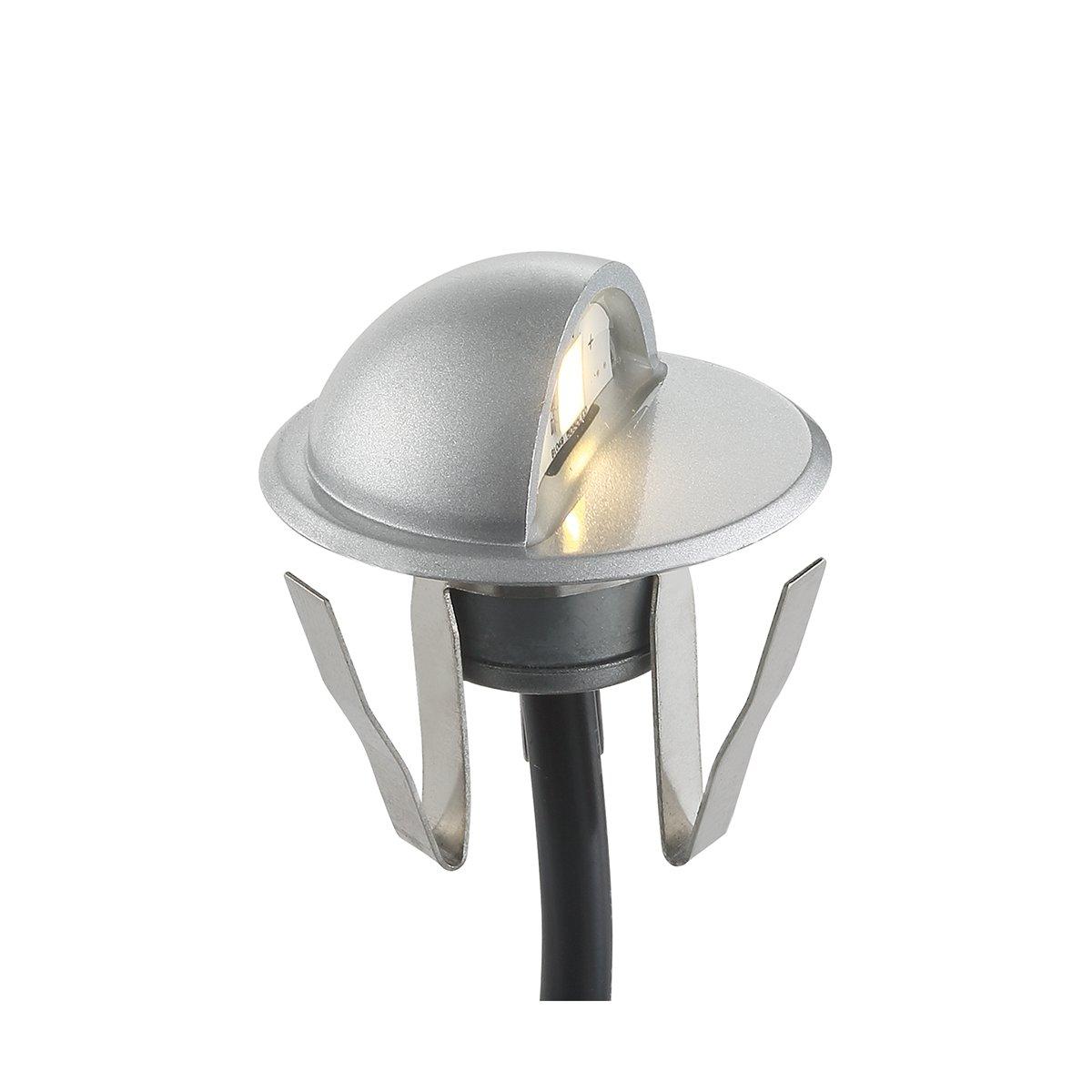 Eurofase 32095-012 Deck Light Outdoor Kit Directional LED, Stainless Steel