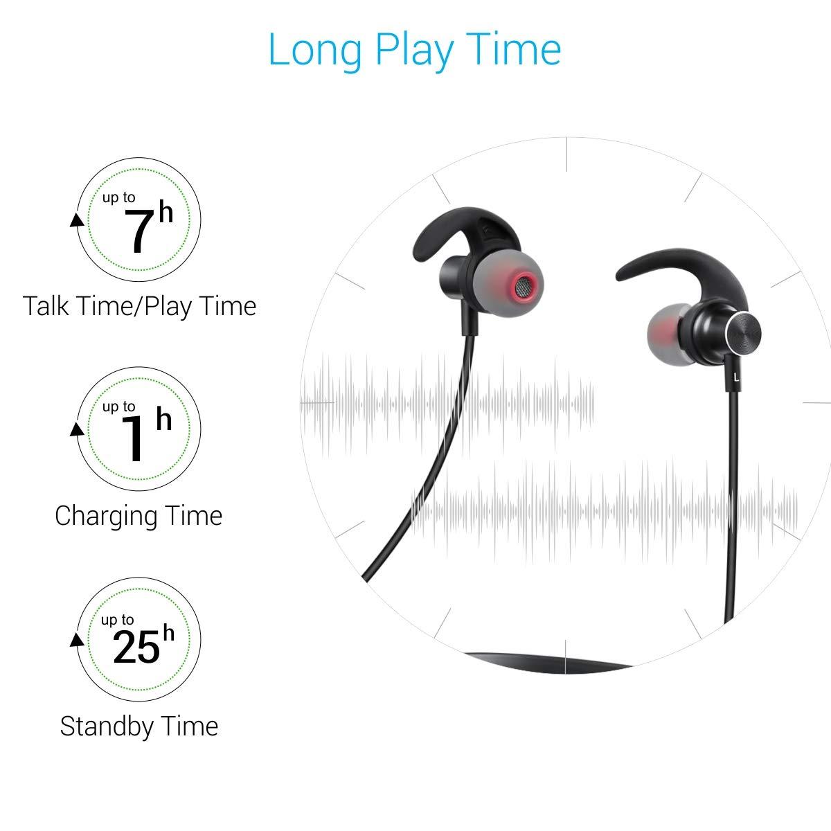 Portronics Harmonics 216 HD Stereo Wireless Headset