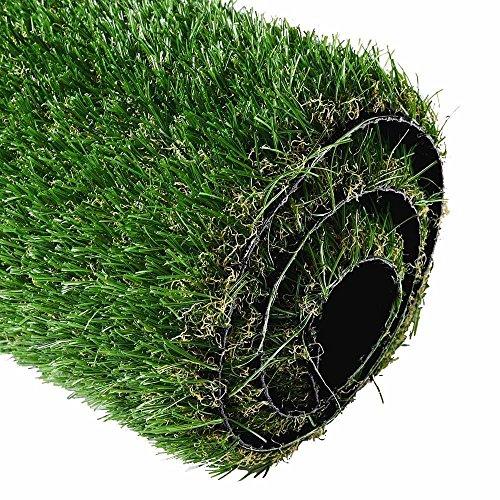 LeeMas Inc - Alfombra artificial de césped verde para múltiples aplicaciones, para perro, gato, conejo, mascota, cubierta...