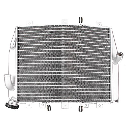 GZYF Aluminum Radiator Engine Cooling Radiator: