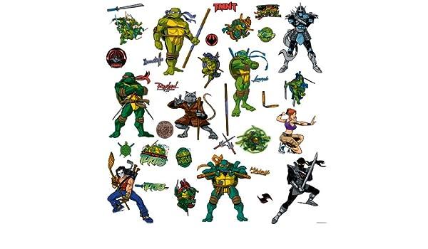RoomMates rmk1393scs Teenage Mutant Ninja Turtles Peel ...