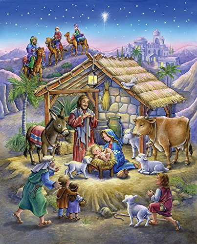 Vermont Christmas Company Peaceful Prince Jigsaw Puzzle 1000 Piece