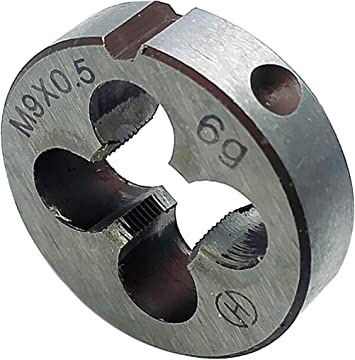 HSS 9mm x 0.5 Metric Tap Right Hand Thread M9 x 0.5mm Pitch