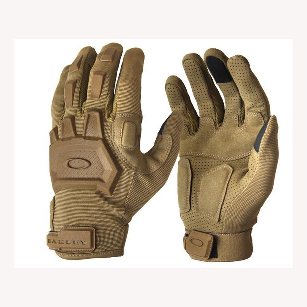 BKPH Im Freien Taktiken Handschuhe All-Finger Nylon Rutschfest Warm bleiben Handschuhe