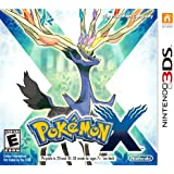 Pokémon X - Nintendo 3DS Pokémon X Edition